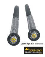 Touratech Suspension Cartridge Kit Extreme für Triumph Tiger 800XC  2011-2014