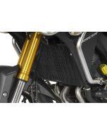 Kühlerschutz Yamaha MT-09 Tracer, Aluminium, schwarz
