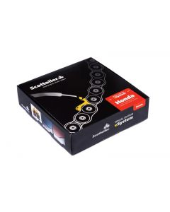 Kettenschmiersystem Scottoiler vSystem, für Honda CRF1000L Africa Twin/ CRF1000L Adventure Sports