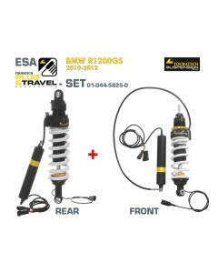 Touratech Suspension Plug & Travel-ESA SET für BMW R1200GS Model 2010-2012