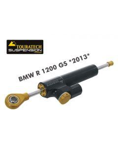 Touratech Suspension Lenkungsdämpfer *CSC*  für BMW R1200GS (LC) *2013* *incl. Anbausatz*