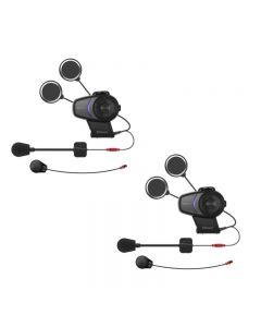 Headset Sena 10S Bluetooth-Kommunikationssystem (Duo-Set)