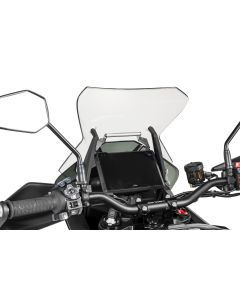 GPS Anbauadapter über Instrumente KTM1290 Super Adventure S/R ab 2021