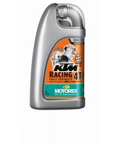 Motorex Öl - KTM Racing 4T 20W/ 60 - 4 Ltr.