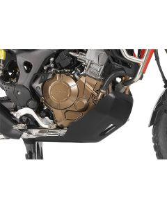 Aktionsbundle 2 schwarz: Motorschutz *RALLYE EXTREME* + Sturzbügel für Honda CRF1000L Africa Twin