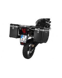 ZEGA Pro Koffersystem für Triumph Tiger 800/ 800XC/ 800XCx