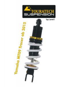 Touratech Suspension Federbein für Yamaha MT 09 Tracer ab 2015 Typ Level1/Explore