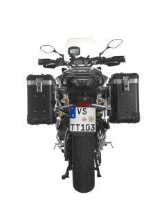 ZEGA Pro2 Koffersystem  für Yamaha MT-09 Tracer (2015-2017)