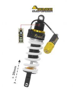 Touratech Suspension Federbein für Honda CRF1100L Africa Twin ab 2020 Typ Level2/PDS HIGH +20mm