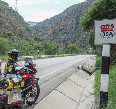 Look around the globe: Peru (Teil 1)